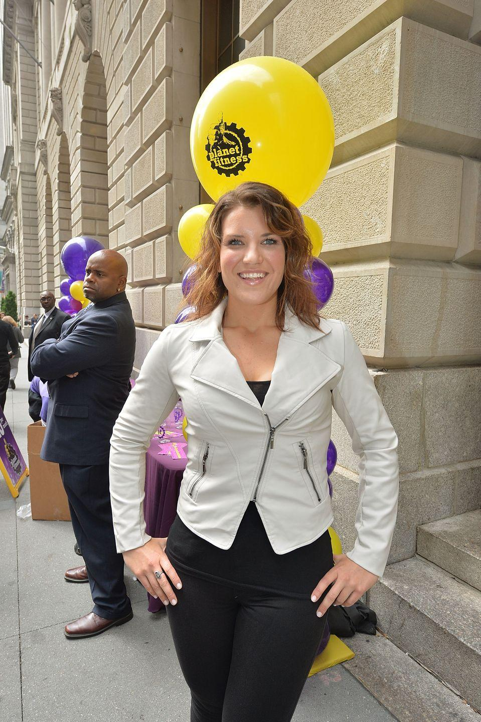"""<p>Danni became the marketing director for a Chicago-area Planet Fitness after the show. She now weighs 175 to 180 pounds, which is a """"healthy, happy weight for me to maintain without going crazy in the gym,"""" she told the <em><a href=""""https://www.chicagotribune.com/entertainment/chicagoinc/ct-ent-biggest-loser-danni-allen-20180209-story.html"""" rel=""""nofollow noopener"""" target=""""_blank"""" data-ylk=""""slk:Chicago Tribune"""" class=""""link rapid-noclick-resp"""">Chicago Tribune</a>. """"</em>When we were on the show, we worked out anywhere between eight and 10 hours a day. So it was great while I was on the show. It definitely gave me that jump-start into losing weight. It's not something I would say is realistic or long term for anybody to maintain, especially myself. I kept into health and fitness. I still work out about four days a week, and I watch what I eat as best as possible.""""</p><p>Danni opened up about polycystic ovary syndrome (PCOS) with Fox 32. She wrote on <a href=""""https://www.instagram.com/p/B25IYZqH2jy/"""" rel=""""nofollow noopener"""" target=""""_blank"""" data-ylk=""""slk:Instagram"""" class=""""link rapid-noclick-resp"""">Instagram</a>: """"Everyday I'm learning new things about this condition and appreciate the doctors and researchers who work tirelessly to find more ways to combat PCOS.""""</p>"""