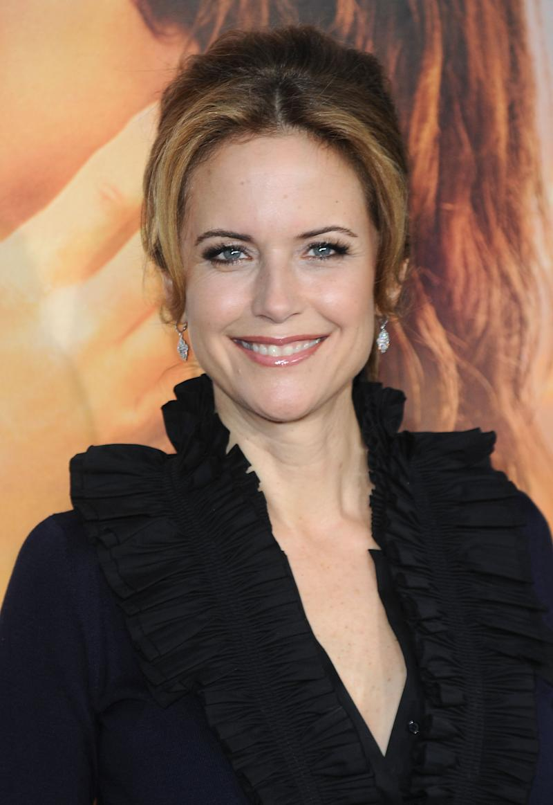 Kelly Preston on March 25, 2010 in Los Angeles, California.