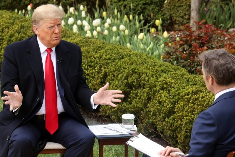 Trump says he will not let Boeing go out of business - Fox News interview