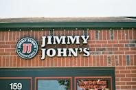 "<p>""When I worked at Jimmy Johns there was a lady who ordered the gourmet veggie club with <em>extra cheese</em>. Also when people would get totally tuna or tuna club with extra mayo... <em>gag</em> the tuna salad was already full of mayo, more mayo then anything else on the sandwich at that point. tbh working there made me hate mayo. I use hummus in it's place when I make a sandwich now."" — <a href=""https://www.reddit.com/r/AskReddit/comments/2005j1/what_is_the_grossest_thing_you_have_seen_someone/"" rel=""nofollow noopener"" target=""_blank"" data-ylk=""slk:lonelygem"" class=""link rapid-noclick-resp""><em>lonelygem</em></a></p>"