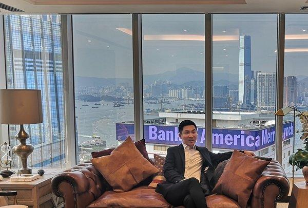 Mr. Anthony Wong, Chairman and CEO of Peak Group