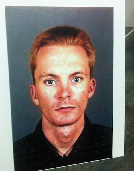 "This undated photo provided by the Los Angeles Police Department on Saturday March 30, 2013 shows Tobias Dustin Summers who was identified as a ""child-kidnapping suspect,"" Los Angeles police said. Summers is a suspect in connection with the abduction of a 10-year-old girl who vanished from her San Fernando Valley home last week and was abandoned hours later in front of a hospital. (AP Photo/Los Angeles Police Department)"