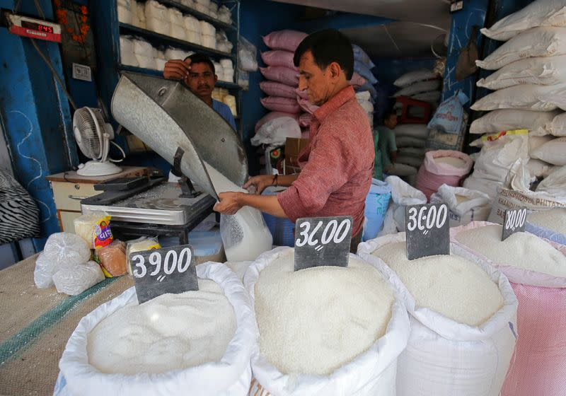 Indian white sugar exports at near standstill as lockdown bites