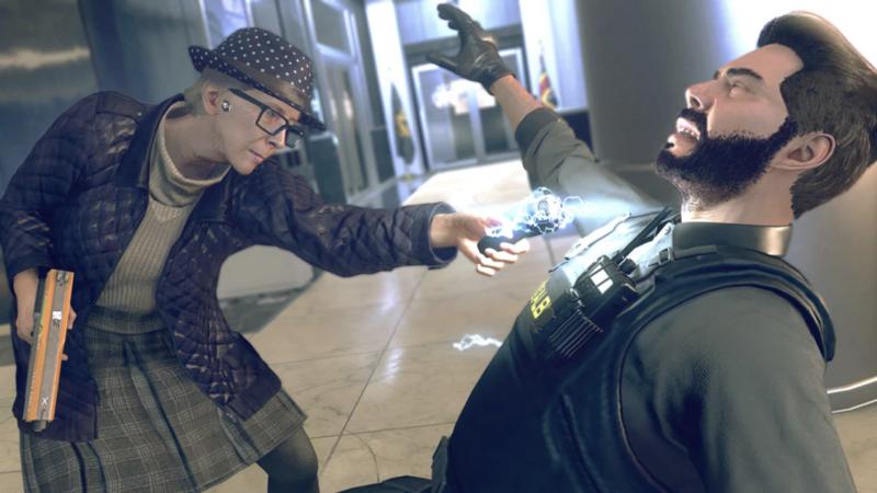 'Watch Dogs: Legion' will feature a unique mechanic that lets you recruit anyone you see in the game to your team. (Image: Ubisoft)