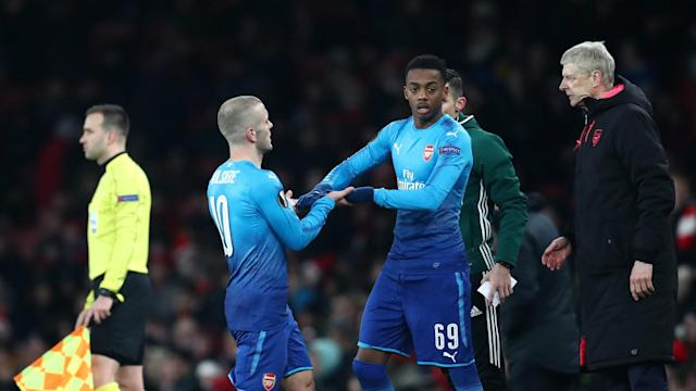 The midfielder joins a short list comprising Ainsley Maitland-Niles, Reiss Nelson and Eddie Nketiah by playing against Newcastle on Sunday