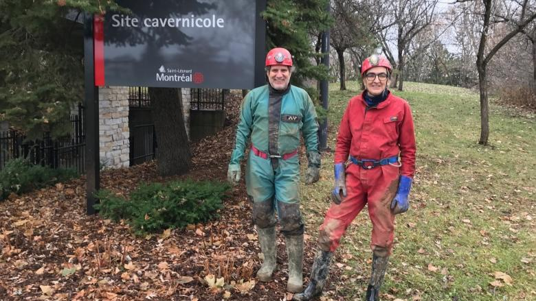 'This is a major discovery': Explorers find massive ice-age cavern beneath Montreal
