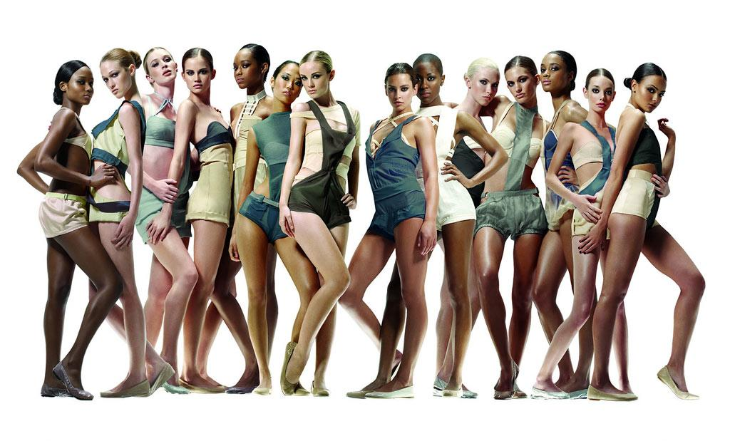"""The cast of <a href=""""/america-39-s-next-top-model/show/35130"""">""""America's Next Top Model.""""</a>"""