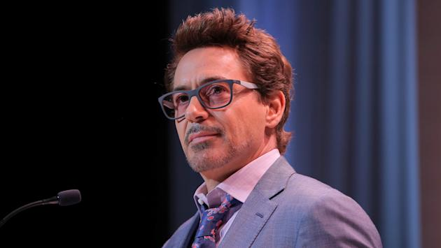 Robert Downey Jr. to topline