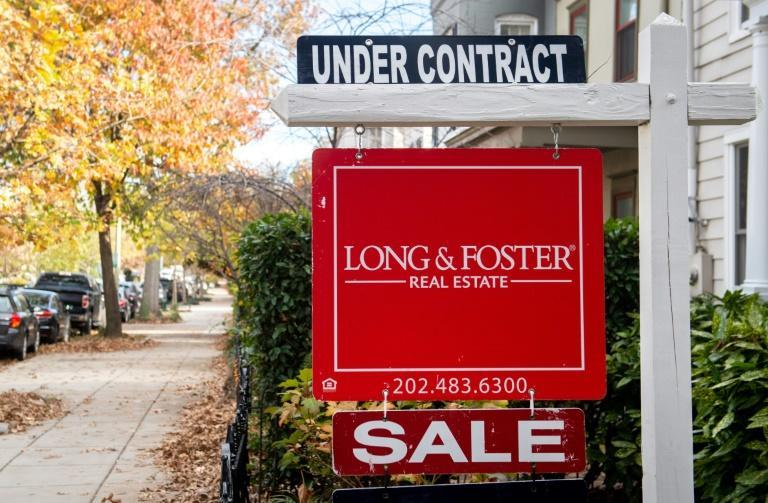 A home in the Washington area has been sold -- a small part of the booming housing market in the United States, but high prices have left some families incapable of buying a place of their own