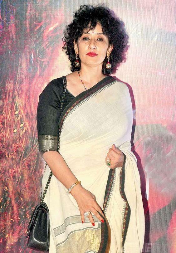 Manisha Koirala Manisha was diagnosed of ovarian cancer in 2012 and even underwent a surgery to get rid of it.