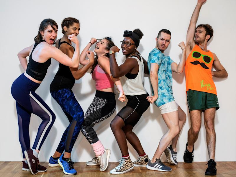 Move your frame: I Weigh's dance classes are open to everyone (Frame)