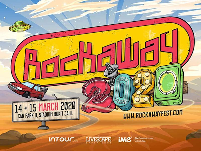 This year's Rockaway Festival was originally scheduled to be held in March.