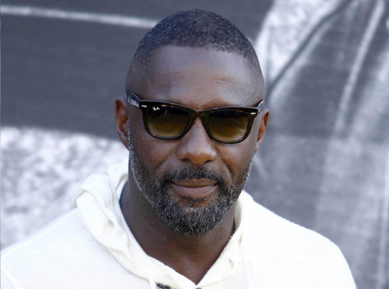 "March 16th 2020 - Actor Idris Elba has tested positive for the coronavirus. - File Photo by: zz/KGC-254/STAR MAX/IPx 2018 8/21/18 Idris Elba at the world premiere of ""Yardie"" held at the BFI Southbank Cinema. (London, England, UK)"