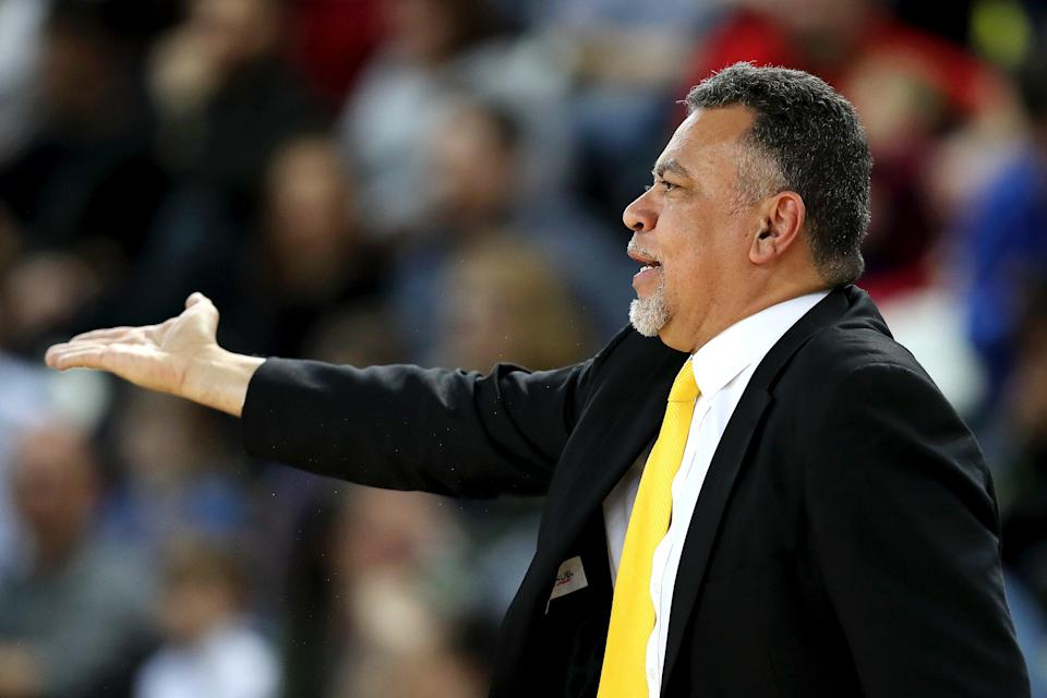 London Lions' head coach and owner Vince MacaulayGetty Images