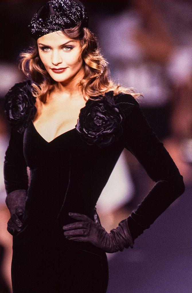 """<p>Christianson started her career in pageants, winning the Miss Denmark in 1986 and representing the nation at the Miss Universe event that year. With this notoriety, she entered the fashion fold, appearing in runways shows and campaigns for Valentino, Prada, Chanel, and Revlon, which made her the brand spokesperson in 1992. Two years before then, Christianson starred in music video for Chris Isaak's song """"Wicked Game,"""" which is deemed one of the sexiest videos of all time. Lately, she has went the camera, becoming an accomplished photographer, along with becoming an advocate for climate change awareness. </p>"""
