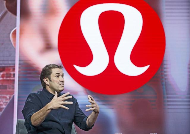 Laurent Potdevin, chief executive officer of Lululemon Athletica Inc., has resigned. (Photo: Getty Images)