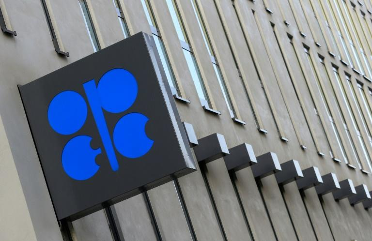 OPEC's production cut deal gave the oil market an afternoon boost (AFP Photo/ALEXANDER KLEIN)