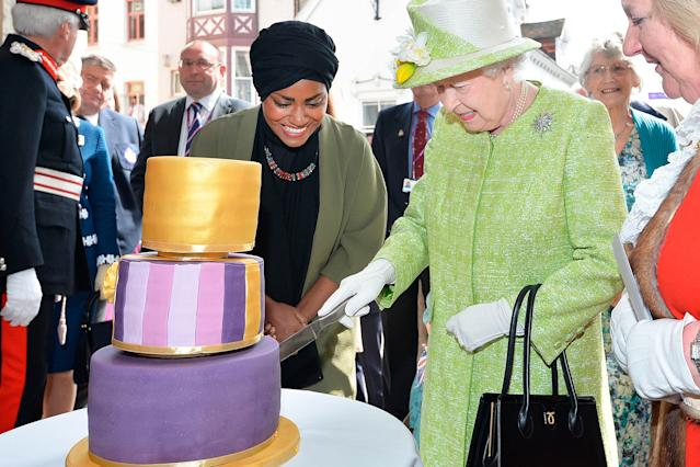 The Queen celebrates her 92nd Birthday at the Royal Albert Hall