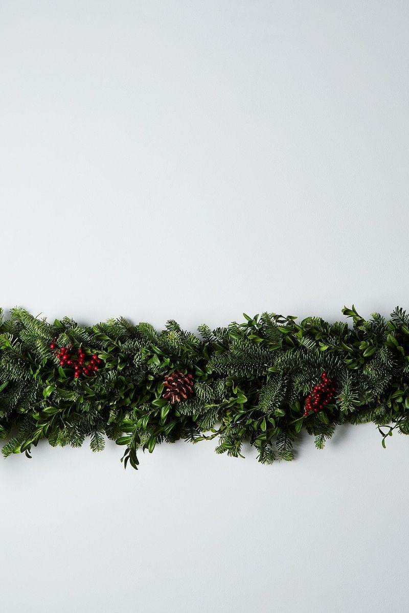 """<p>This gorgeous live garland looks equally impressive on stairways, mantels, or as a centerpiece. </p><p><a class=""""link rapid-noclick-resp"""" href=""""https://go.redirectingat.com?id=74968X1596630&url=https%3A%2F%2Ffood52.com%2Fshop%2Fproducts%2F2681-fir-canella-berry-garland&sref=https%3A%2F%2Fwww.thepioneerwoman.com%2Fhome-lifestyle%2Fcrafts-diy%2Fg37723896%2Fchristmas-stair-decorations%2F"""" rel=""""nofollow noopener"""" target=""""_blank"""" data-ylk=""""slk:SHOP LIVE GARLAND"""">SHOP LIVE GARLAND</a></p>"""