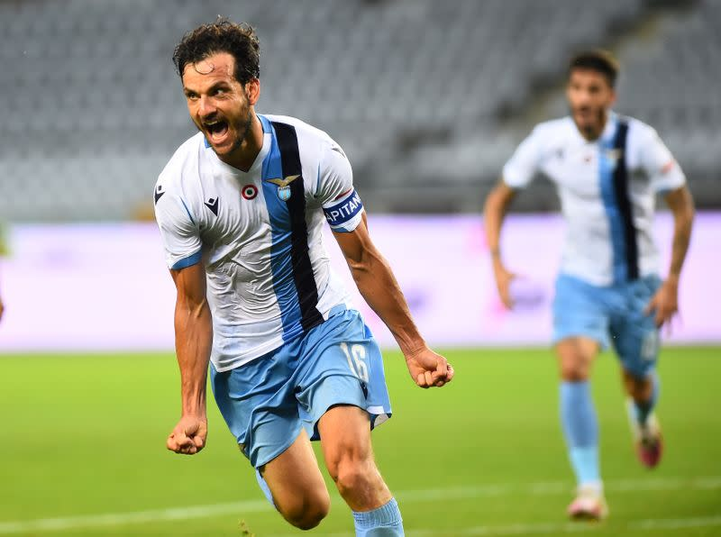 Lazio to face Milan without their two main strikers