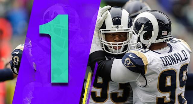 <p>The Rams keep winning but they have given up 31 points in back-to-back games. It's not a cause for panic, but shouldn't be ignored either. (Ndamukong Suh, Aaron Donald) </p>
