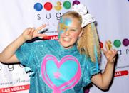 "<p>When <a href=""https://www.seventeen.com/celebrity/a35278325/jojo-siwa-lip-sync-lady-gaga-born-this-way-queer/"" rel=""nofollow noopener"" target=""_blank"" data-ylk=""slk:JoJo first came out"" class=""link rapid-noclick-resp"">JoJo first came out </a>in January 2021, <a href=""https://www.seventeen.com/celebrity/a35307715/jojo-siwa-not-ready-to-label-herself-coming-out-instagram-live/"" rel=""nofollow noopener"" target=""_blank"" data-ylk=""slk:she said she wasn't ready to put a label on herself."" class=""link rapid-noclick-resp"">she said she wasn't ready to put a label on herself.</a> Over two months later, though, the singer had more clarity when it came to her sexuality. She revealed to <em><a href=""https://people.com/music/jojo-siwa-on-coming-out-lgbtq-cover-story/"" rel=""nofollow noopener"" target=""_blank"" data-ylk=""slk:People"" class=""link rapid-noclick-resp"">People</a></em> that she likes to consider herself Ky-sexual because <a href=""https://www.seventeen.com/celebrity/celebrity-couples/a35459078/what-to-know-about-jojo-siwa-girlfriend-kylie/"" rel=""nofollow noopener"" target=""_blank"" data-ylk=""slk:her girlfriends name is Kylie."" class=""link rapid-noclick-resp"">her girlfriends name is Kylie.</a> She also said she uses the labels gay and queer, <a href=""https://www.seventeen.com/celebrity/a36049499/jojo-siwa-technically-pansexual/"" rel=""nofollow noopener"" target=""_blank"" data-ylk=""slk:as well as pansexual."" class=""link rapid-noclick-resp"">as well as pansexual. </a></p><p>""Technically I would say that I am pansexual because that's how I have always been my whole life is just like, my human is my human,"" she said.</p>"