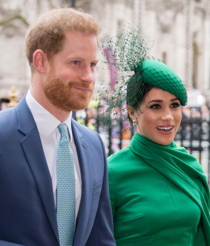 Harry and Meghan (Photo: Getty)