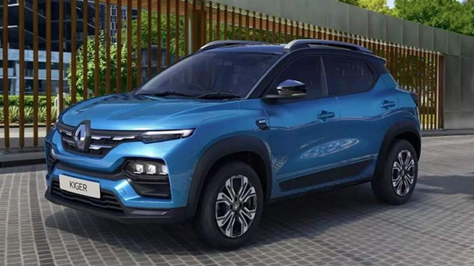 Renault KIGER to become costlier in India from April 1