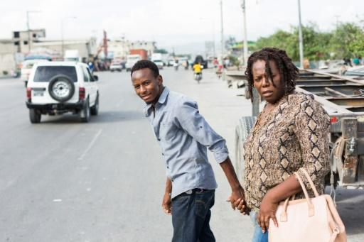 Yaisah Val, a transgender woman, and her husband Richecarde Val are working to fight discrimination against transgender people in conservative Haiti