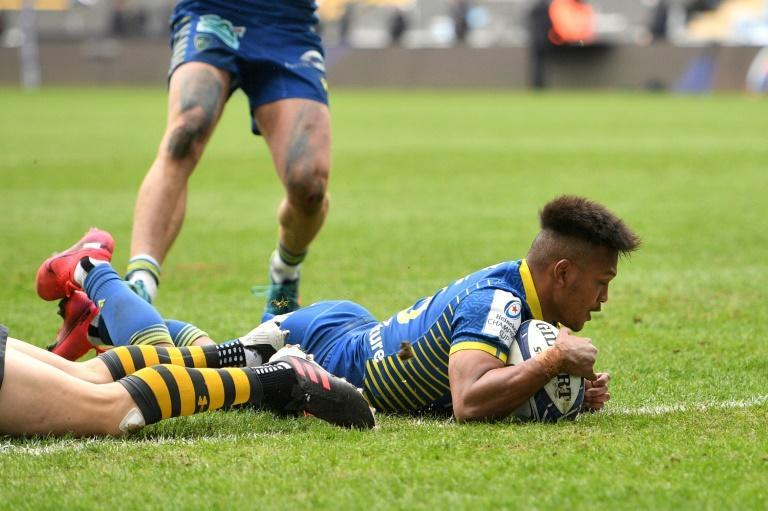 Kotaro Matsushima saved Clermont with his late try