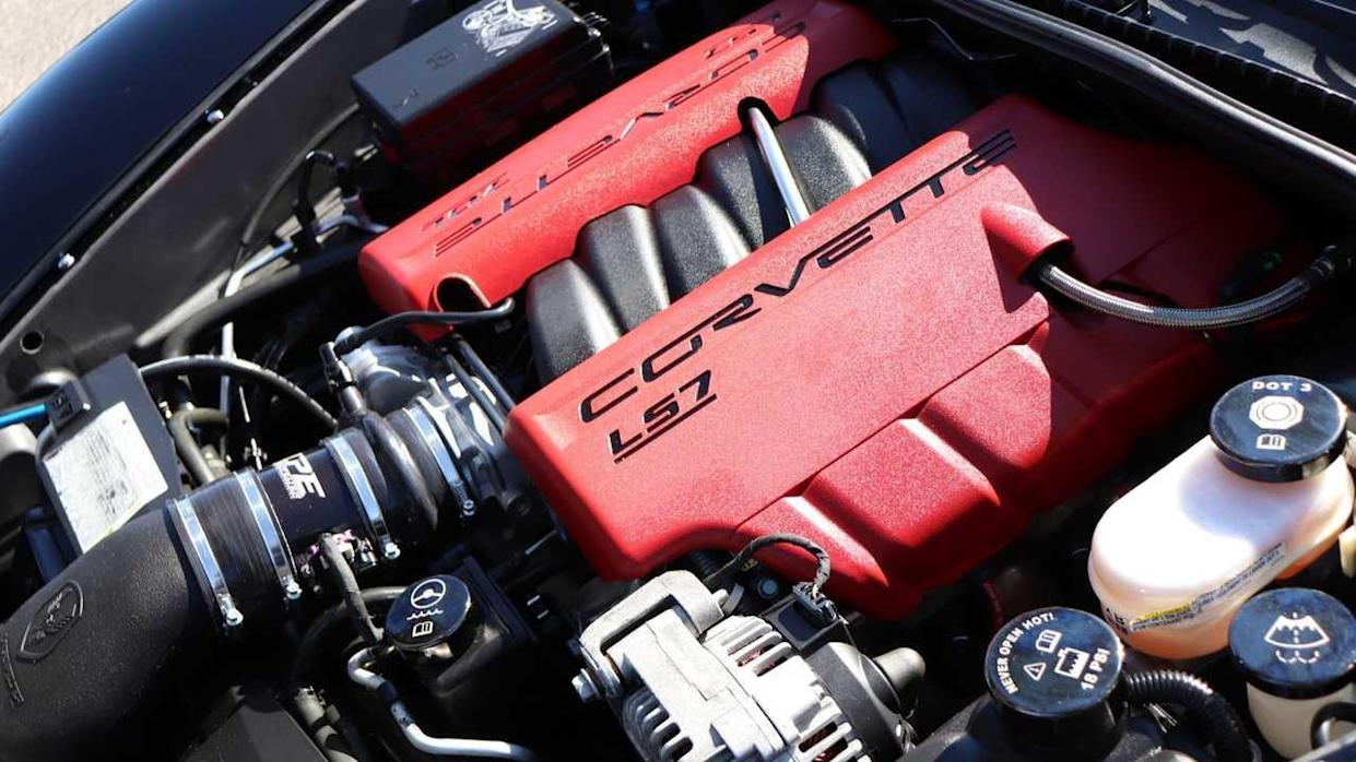 2006 Chevrolet Corvette C6 Z06 Lingenfelter Build