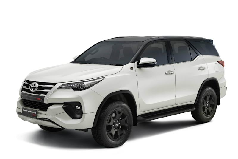 Toyota Fortuner TRD 'Celebratory Edition' Launched at Rs 33.85 Lakh in India