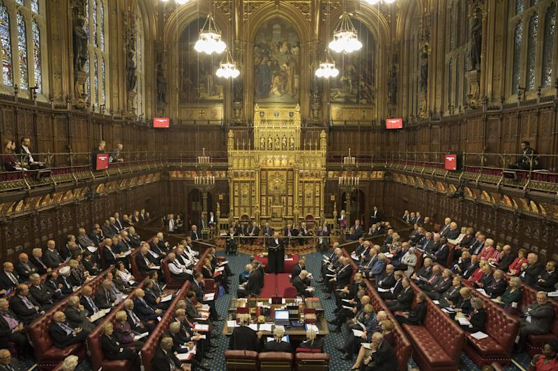 Theresa May has appointed 13 more Conservative peers: Getty