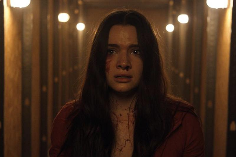 The Bold Type actress Katie Stevens discusses her new horror movie Haunt
