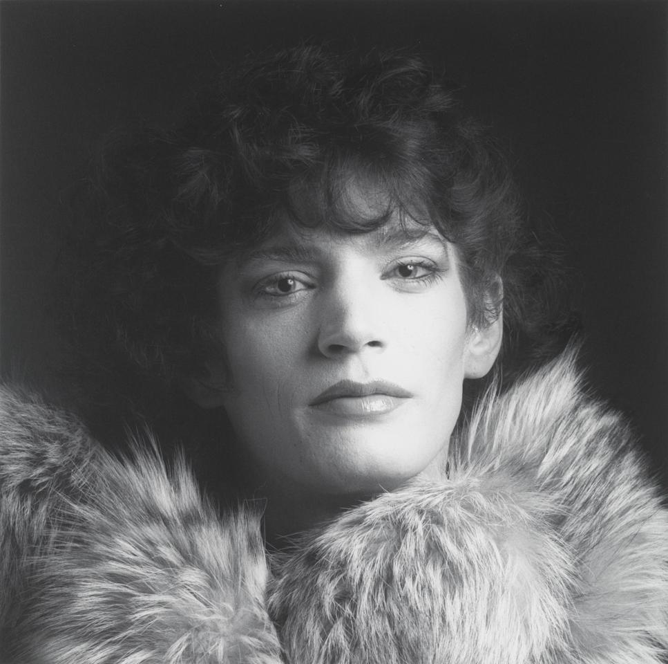 "Robert Mapplethorpe, <em>Self Portrait</em>, 1980. Featured in the exhibition ""Implicit Tensions: Mapplethorpe Now,"" on view at the Solomon R. Guggenheim Museum in New York through January 5, 2020."