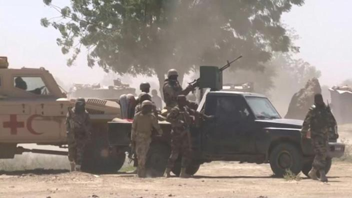 Chad's army is one of Africa's most effective