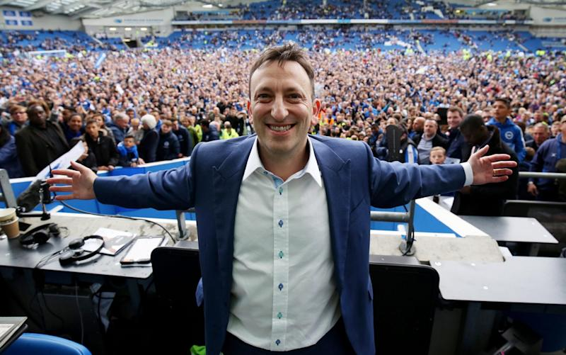 Tony Bloom - Credit: rex