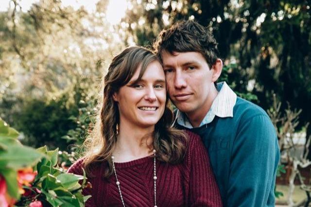 Samuel McPaul, 28, died on Monday after his truck flipped in the Green Valley blaze. (GoFundMe)