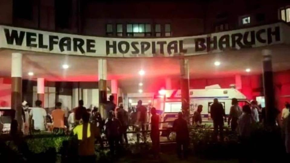 Gujarat: 18 COVID-19 patients die in hospital fire in Bharuch