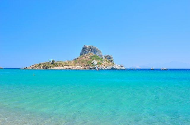 As part of the bailout plan, Greece will have to sell off €50 billion in assets, that may include islands like this one