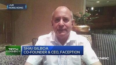 "Shai Gilboa, CEO of Faception, talks about how his company uses analytics and machine learning to analyze facial images and ""reveal"" personalities."