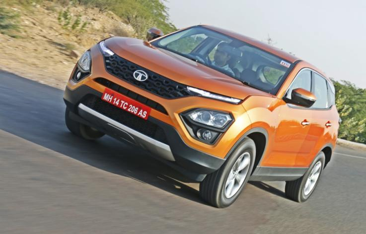 Tata Harrier - How much is it expected to cost?