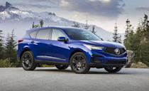 """<p>With 25 vehicles, the compact luxury crossover and SUV segment is crowded, but the <a href=""""https://www.caranddriver.com/acura/rdx"""" rel=""""nofollow noopener"""" target=""""_blank"""" data-ylk=""""slk:Acura RDX"""" class=""""link rapid-noclick-resp"""">Acura RDX</a> is one of just two with a five-star rating from NHTSA and high honors from IIHS. It rides with Good ratings on its IIHS crash-test report card, and Superior and Advanced for crash mitigation. Forward-collision warning and an automated emergency braking, lane-departure warning and lane-keeping assist, and adaptive cruise control are all standard safety features. Adding the $2900 Technology package unlocks blind spot warning and rear cross-traffic monitoring.</p><p><a class=""""link rapid-noclick-resp"""" href=""""https://www.caranddriver.com/acura/rdx"""" rel=""""nofollow noopener"""" target=""""_blank"""" data-ylk=""""slk:MORE RDX INFO"""">MORE RDX INFO</a></p>"""