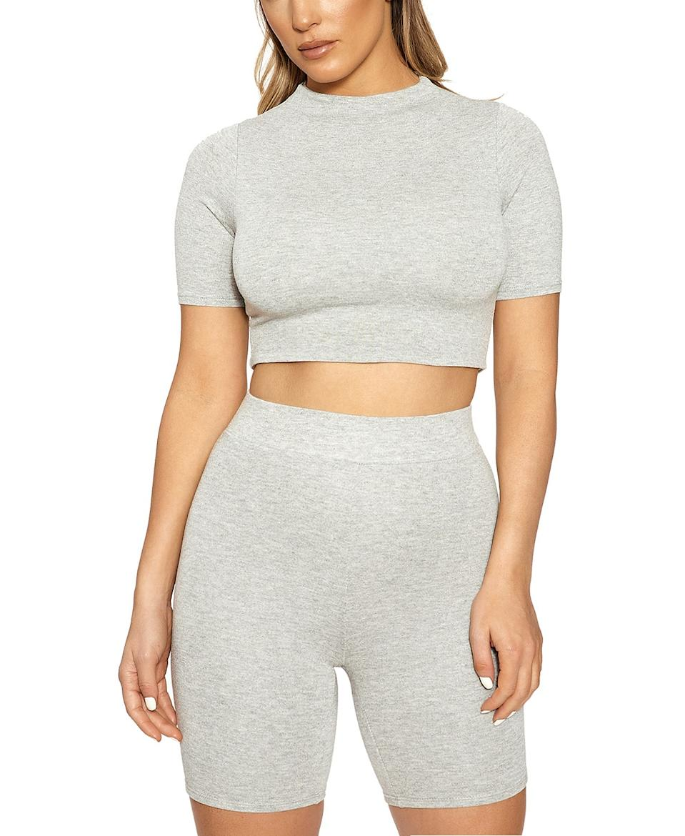 The NW Cropped Top. Image via Macy's.