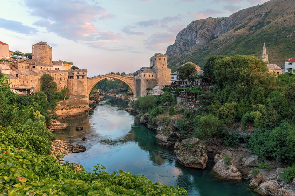 <em>Lonely Planet</em> suggests a lazy potter around the medieval streets of Počitelj while the more traditional mountain village of Lukomir is 'picture-perfect'. <em>[Photo: Getty]</em>
