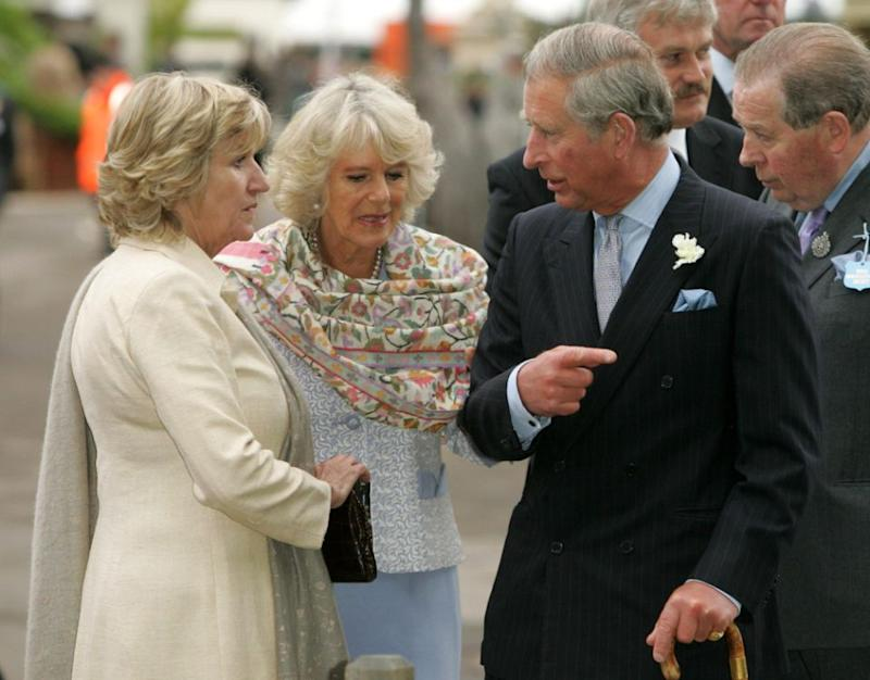 Prince Charles and Annabel are happy to mix business and leisure, say reports. Photo: Getty