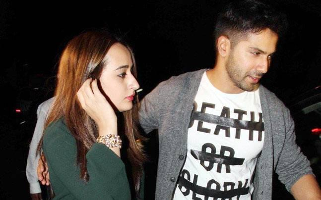 Varun DhawanLinked with Natasha Dalal :The Dishoom hottie smiles when asked about Natasha Dalal. They have even been snapped together but the only thing Varun says about her is that he trusts her a lot. Is that all there is to it?