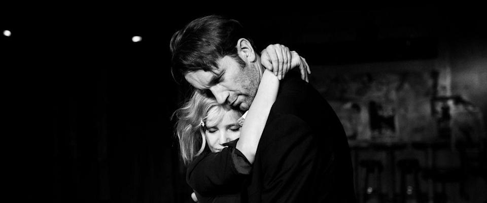 """<p>For Zula (Joanna Kulig) and Wiktor (Tomasz Kot), love isn't the problem—being caught in the throes of history and major sociopolitical change is. The lovers meet in 1940s Poland in a Polish folk dancing troupe, and spend the next two decades orbiting each other's lives. </p><p><a class=""""link rapid-noclick-resp"""" href=""""https://www.amazon.com/Cold-War-Joanna-Kulig/dp/B07MXM7XVV?tag=syn-yahoo-20&ascsubtag=%5Bartid%7C10072.g.33383086%5Bsrc%7Cyahoo-us"""" rel=""""nofollow noopener"""" target=""""_blank"""" data-ylk=""""slk:Watch Now"""">Watch Now</a></p>"""