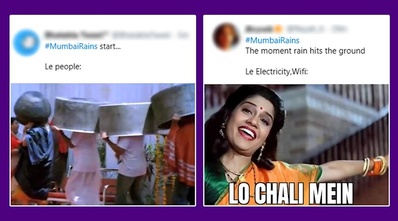 Mumbai Rains Funny Memes and Jokes: As the City of Dreams Wakes up to Heavy Showers, Tweeple Cannot Stop LOLing at These Hilarious Posts!
