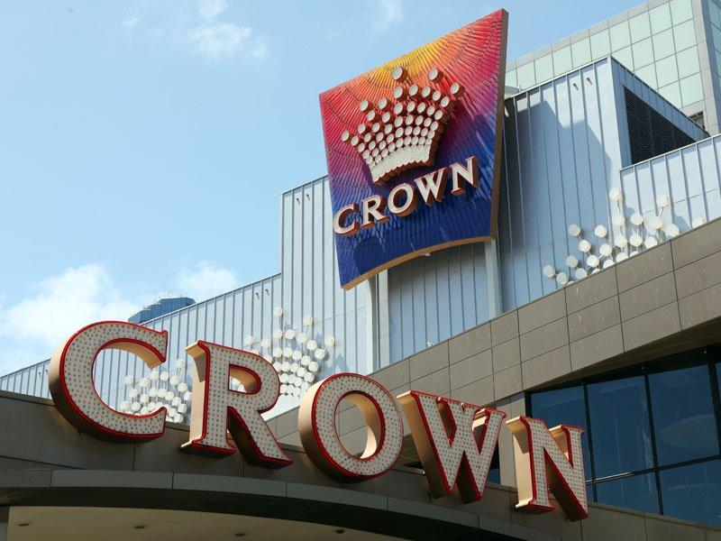 Crown says luxury hotel must have casino